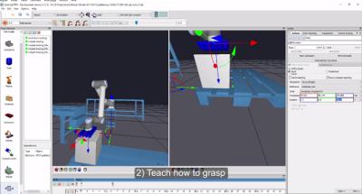 PnP with UR Robot - Convergent Information Technologies